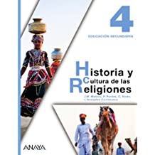 Historia y Cultura de las Religiones 4.