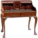 """'Escritorio """"Segreti de madera de estilo clásico"""