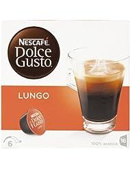Nescafé 16 Dosettes Lungo Dolce Gusto