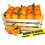 Arance Di Sicilia Tarocco Brasiliano Prima Categoria Calibro 100-110...