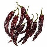 Original Italienische Peperoni Bioqualität aus Sizilien - Hot Chili - Peperoncino piccante ganze Schoten - getrocknet 25g (ideal auch für Präsentkörbe)