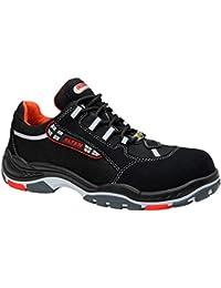 Elten Cordura Senex S3 - Zapatillas de seguridad (sin metal)