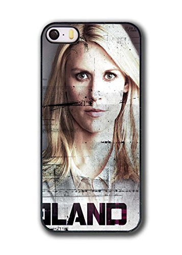 Apple iPhone 5,iPhone 5S,iPhone SE Coque Case Cover, Homeland TV Serien Shell, pour iPhone 5 5S,iPhone SE Homeland TV Serien Shell, coques iphone
