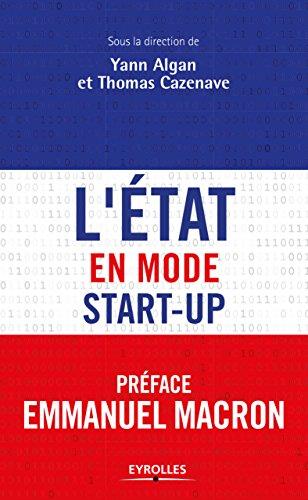 L'Etat en mode start-up par Marie-Christine Lepetit