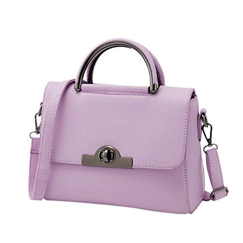 Azbro Organizer borsa, Dark Pink (rosa) - AZ218216-Dark Pink-One Size Light Purple