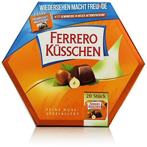 Ferrero Küsschen, 20Stück, 178g