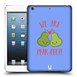 Head Case Designs Birne Herrlich Frucht Ruckseite Hülle für Apple iPad Mini 1/2/3