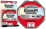 Konger Angel cuerda steelon Carp & Feeder fluorocarbono Coated 150m 0,20–0,40mm monofile Super fuerte. (0,05€/m), 0,25mm/8,50kg