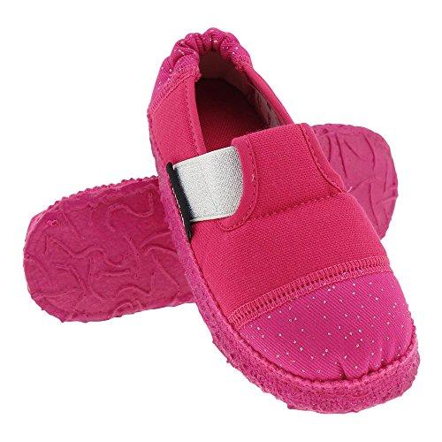 Brilhantes Sapatos Com Infantis Framboesa Chinelos Gallux Cabana Pedras Xw1PtEq