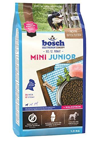 Bosch Mini Junior Nourriture pour Chien, 1kg