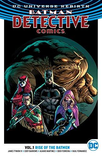 Batman - Detective Comics (2016-) Vol. 1: Rise of the Batmen (English Edition)