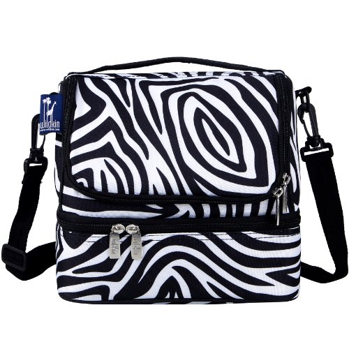 wildkin-52405-zebra-double-decker-lunch-bag