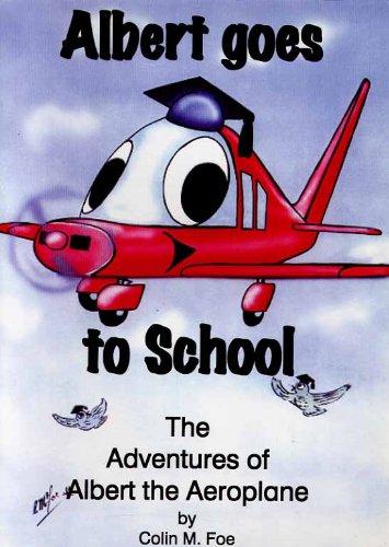 Albert goes to school