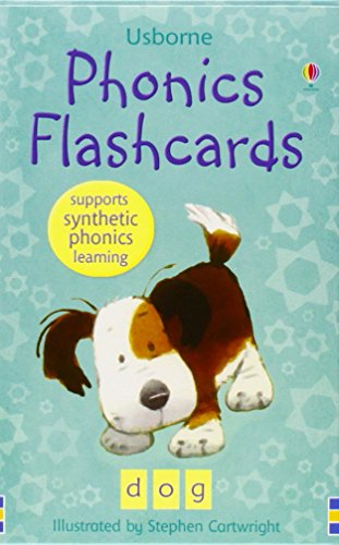 Usborne Phonics Flashcards par Phil Roxbee Cox