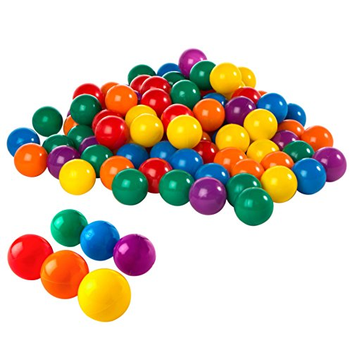 Intex-124727 Palline, Colore Assortito, 6.5 cm 49602