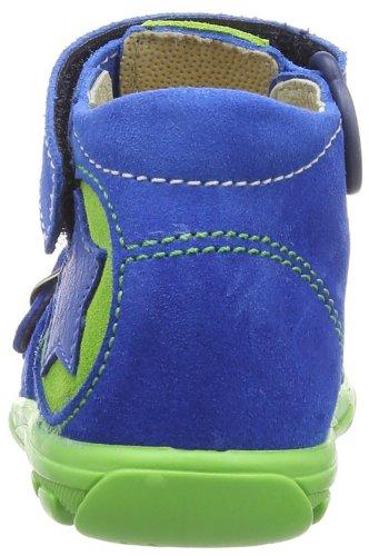 Richter Kinderschuhe Terrino, Scarpe con cinturino alla caviglia bambino Blu (Blau (lagoon/apple 6912))