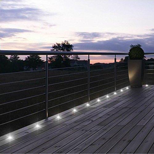 12x lampada da incasso faretto led plafoniera led 0 6w. Black Bedroom Furniture Sets. Home Design Ideas