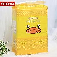 ZPP-Animali domestici ammessi commodities pulire la bellezza small yellow duck pannolini incantevole pannolini pet