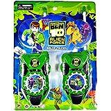 Bokey Ben 10 Alien Force Omnitrix Walkie Talkie For Kids