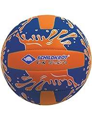 Schildkröt Funsports Neopren MINI-BEACHVOLLEYBALL GR. 2 Ø 15cm, kleiner Volleyball, 970274