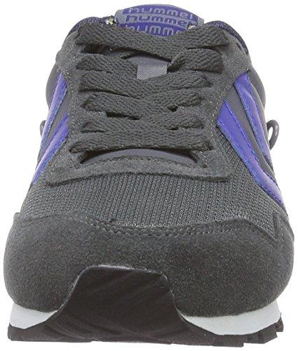 Hummel HUMMEL REFLEX LO, Low-Top Sneaker Unisex – adulto Grigio (grigio (Castle Rock 2600))