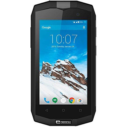 CROSSCALL - TREKKER-M1 Smartphone 4G Etanche - Noir