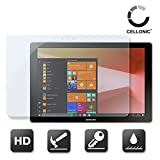 CELLONIC Displayschutzglas für Samsung Galaxy Book 12.0 (SM-W720 / SM-W728) (HD-Qualität / 2.5D / 0,33mm / 9H / Ultra-Klar) - Schutzglas Hartglas Tempered Glass Displayschutz Panzerfolie Glasfolie Screen Protector