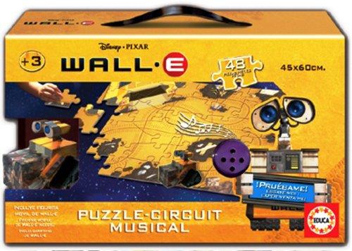 Educa - 13857 - Tour Musical Puzzle de 48 Habitaciones -...