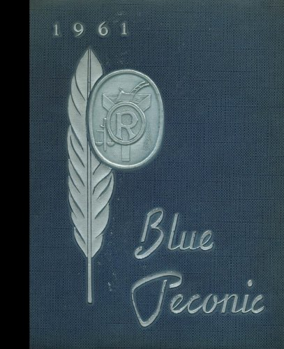 (Reprint) 1961 Yearbook: Riverhead High School, Riverhead, New York
