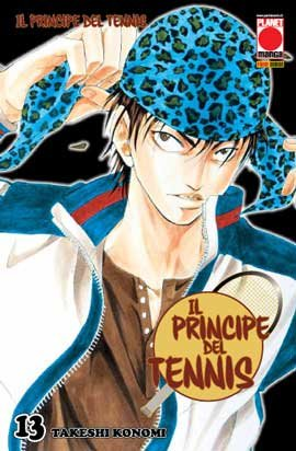 Il principe del tennis: 13 (Planet manga) por Konomi Takeshi