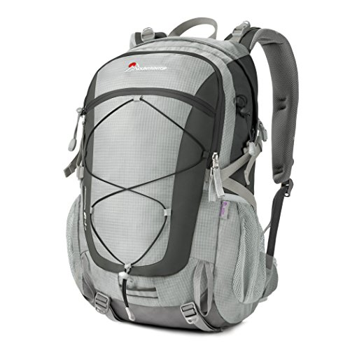 Mountaintop 40 litri zaino trekking sportivo outdoor impermeabile per campeggio alpinismo arrampicata viaggio bicicletta