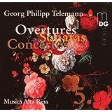 Telemann-Konzerte Vol.5