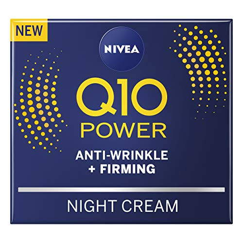 Nivea Q10 Power Night Cream - Crema de noche