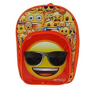 Emojis Mochila Infantil, Red (Rojo) – EMOJI001001