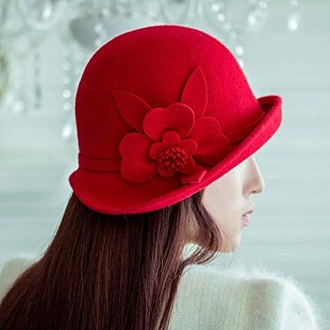 Jack Mall- Cappello di lana autunno e