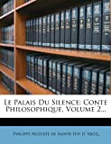 le palais du silence conte philosophique volume 2