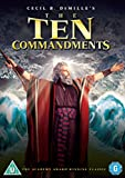 Best PARAMOUNT Movies On Dvds - The Ten Commandments [DVD] [1956] Review
