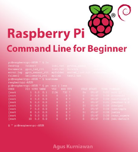 Raspberry Pi Command Line for Beginner (English Edition) par Agus Kurniawan