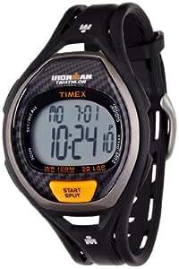 Timex Herren-Armbanduhr XL Ironman Sleek 50 LAP Digital Kautschuk T5K335SU