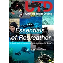 """Unified Team Diving """"Essentials of Rebreather Diving"""" DVD"""