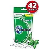 Freedent menthe verte pochon sans sucres 42 dragées 58g - ( Prix Unitaire ) - Envoi Rapide Et Soignée