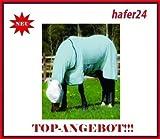 Horseware Rambo Sweetitch Hoody Vamoose Ekzemerdecke mit Gesichtsmaske Fliegendecke 155