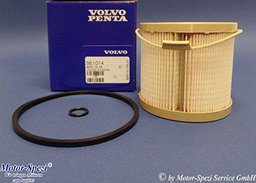 Motor-Spezi Volvo Penta Filtereinsatz, original 861014