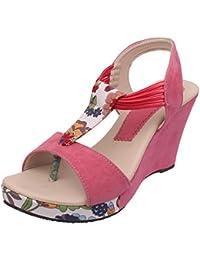 Footshez Women's Synthetic Heels