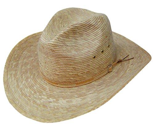 modestone-palm-leaf-cowboy-hut-size60-beige