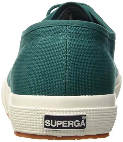 Superga - 2750-cotu Classic, Scarpe  Low-Top Unisex – Adulto Verde (Green (Green Teal))