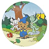 Best Las placas amigo - rätt Start Bamse amigos Character soporte de placa Review