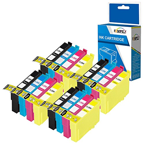 Fimpex Compatible Tinta Cartucho Reemplazo Epson XP