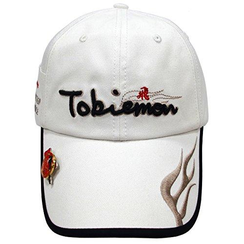 Leader Media Techno Super Cap mit Gold Cap Marker weiß Tbmc - WH Golf Wear Damen Weste Damen Komplettsets Golf-Club Komplettsets