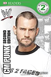DK Reader Level 2:  WWE CM Punk Second Edition